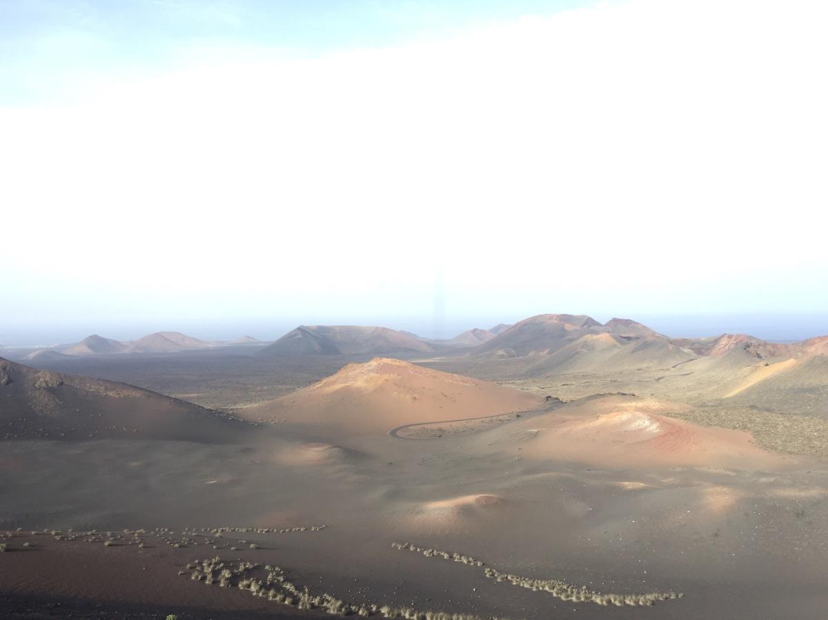 Turistat på Lanzarote och Gran Canaria